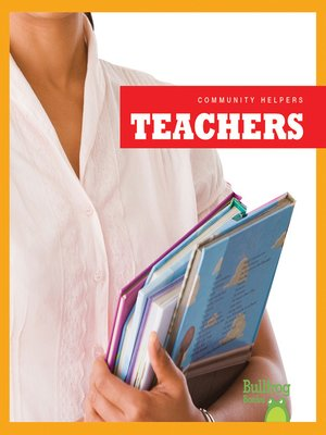 cover image of Teachers