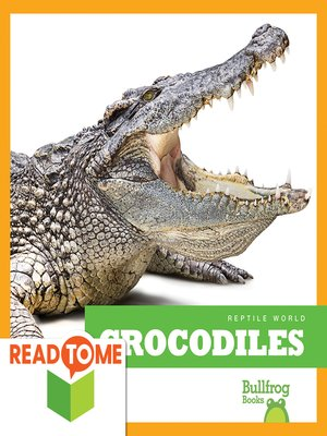 cover image of Crocodiles (Readalong Edition)