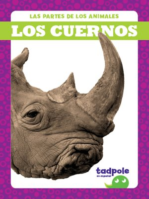 cover image of Los cuernos (Horns)