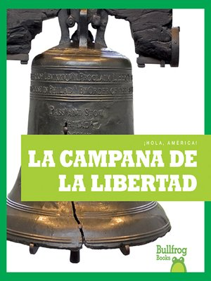 cover image of La Campana de la Libertad / Liberty Bell