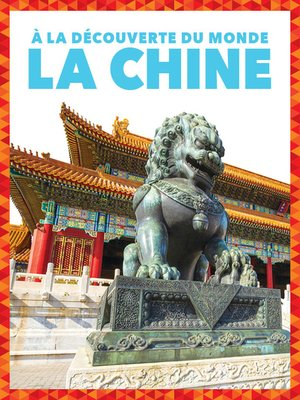 cover image of La Chine (China)