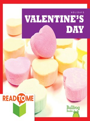 cover image of Valentine's Day (Readalong Edition)