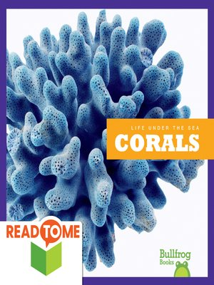 cover image of Corals (Readalong Edition)
