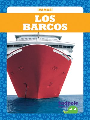 cover image of Los barcos (Boats)