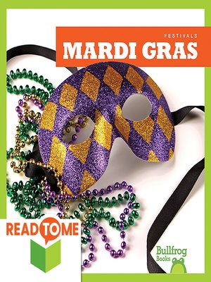 cover image of Mardi Gras (Readalong Edition)