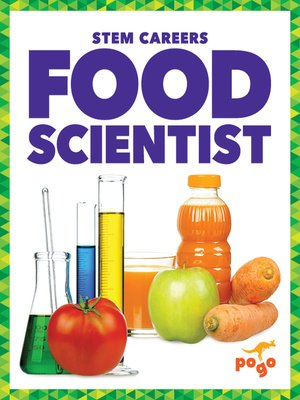cover image of Food Scientist