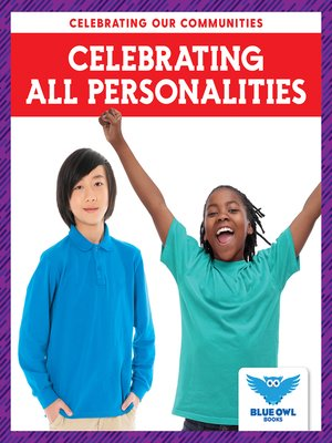 cover image of Celebrating All Personalities