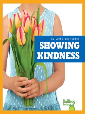cover image of Showing Kindness