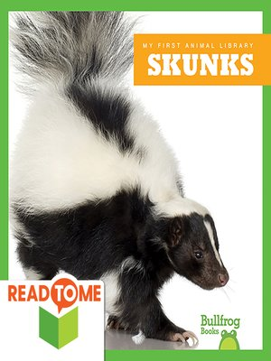 cover image of Skunks (Readalong Edition)
