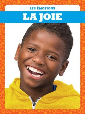 cover image of La joie (Happy)