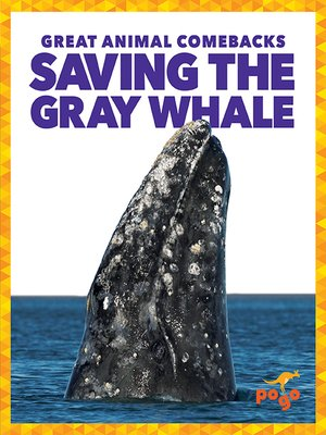 cover image of Saving the Gray Whale