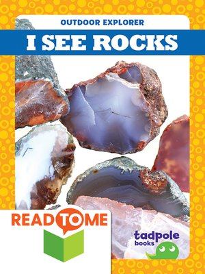 cover image of I See Rocks
