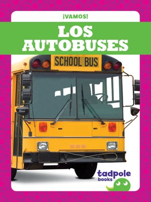cover image of Los autobuses (Buses)