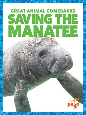 cover image of Saving the Manatee