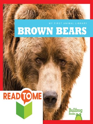 cover image of Brown Bears (Readalong Edition)