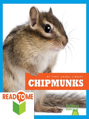 cover image of Chipmunks (Readalong Edition)