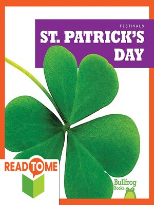 cover image of St. Patrick's Day (Readalong Edition)