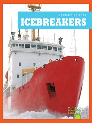 cover image of Icebreakers