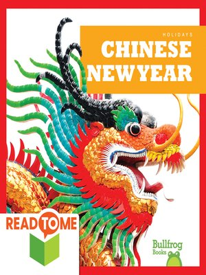 cover image of Chinese New Year (Readalong Edition)