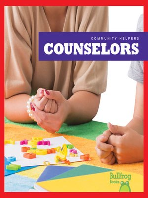 cover image of Counselors