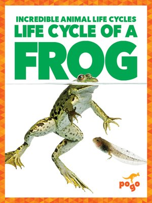 cover image of Life Cycle of a Frog
