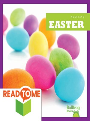 cover image of Easter (Readalong Edition)