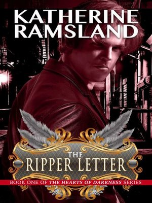 cover image of The Ripper Letter
