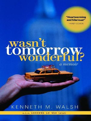cover image of Wasn't Tomorrow Wonderful