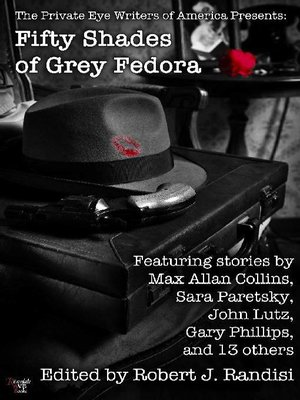 cover image of Fifty Shades of Grey Fedora