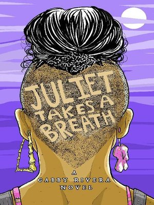 cover image of Juliet Takes a Breath