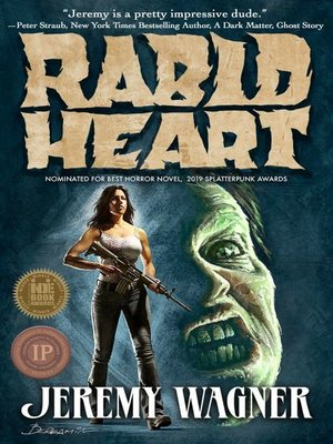 cover image of Rabid Heart
