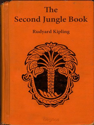 cover image of The Second Jungle Book