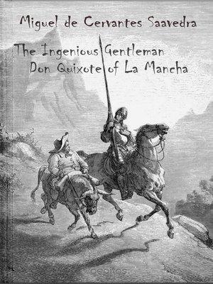 cover image of The Ingenious Gentleman Don Quixote of La Mancha