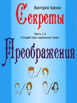 cover image of Создай свое идеальное лицо