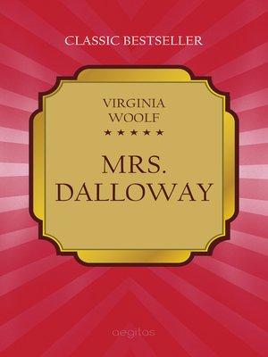 Virginia Woolf Mrs Dalloway Ebook