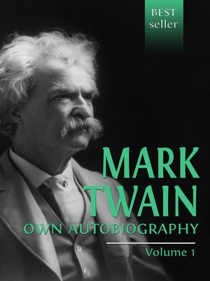 cover image of Mark Twain's Autobiography, Volume 1