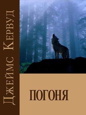 cover image of Погоня