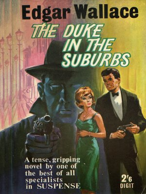 cover image of The Duke in the Suburbs