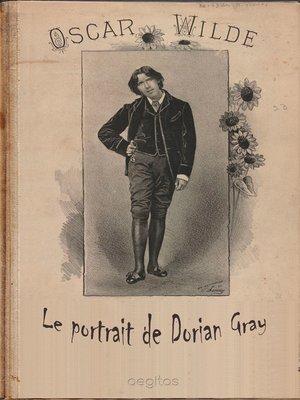 cover image of Le portrait de Dorian Gray