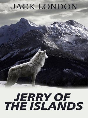 cover image of Jerry of the Islands