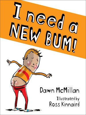 cover image of I Need a New Bum