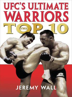 cover image of UFC's Ultimate Warriors