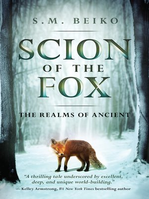 cover image of Scion of the Fox