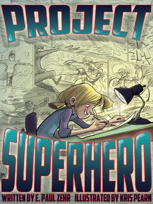 cover image of Project Superhero