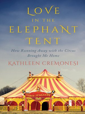 cover image of Love in the Elephant Tent