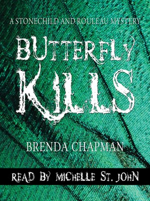 cover image of Butterfly Kills