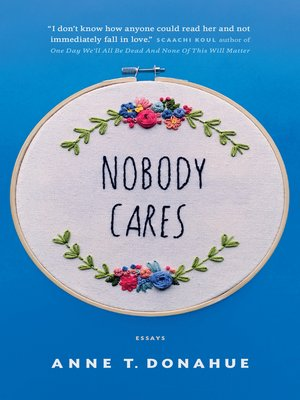cover image of Nobody Cares