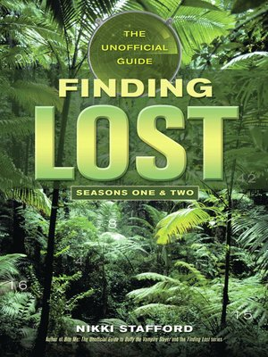 cover image of Finding Lost