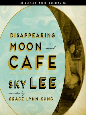cover image of Disappearing Moon Café