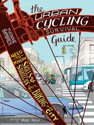 cover image of Urban Cycling Survival Guide